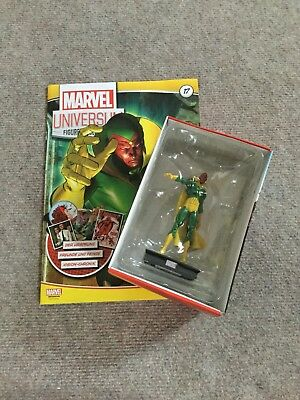 Marvel Universum Figuren-Kollektion N.17: The Vision