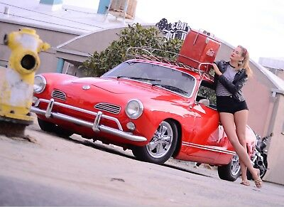 1969 Volkswagen Karmann Ghia  1969 VW Karmann Ghia- Fully restored, new motor and disk brakes, drives perfect