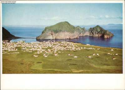 1069130 - Vestmannaeyjar, Group of islands off the south coast -a paradise fo...