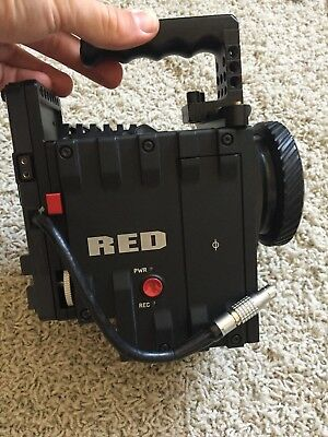RED Epic X 5k camera package- only 97 hours!!