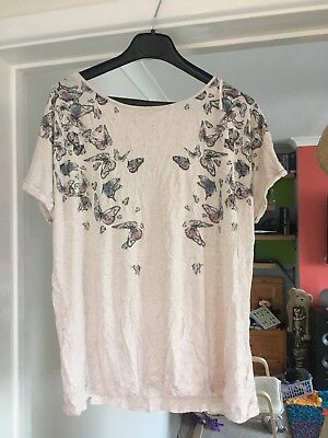 size 16 new look maternity top bundle