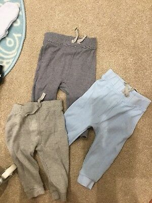 Baby Boy Joggers Trousers 6-9 Months