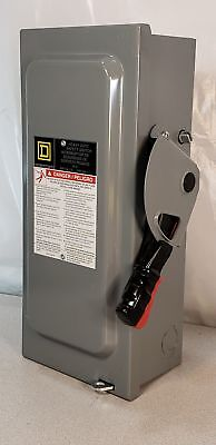 Square D H361 Heavy Duty Safety Switch