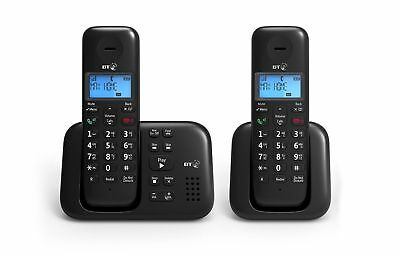 BT 3960 Twin Digital Cordless Telephone with Speaker Phone & Answering Machine