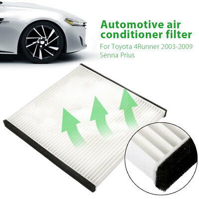 Activated Carbon Replacement White 87139-47010 Cabin Air Filter Auto