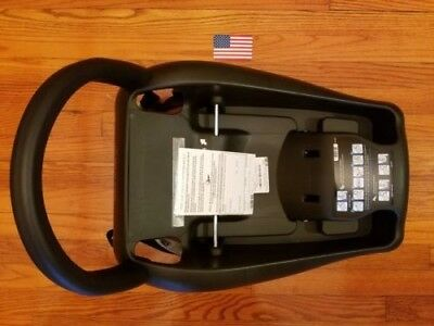 Maxi-Cosi Mico Max Adjustable Stand Alone Car Seat Base  IC235BLK