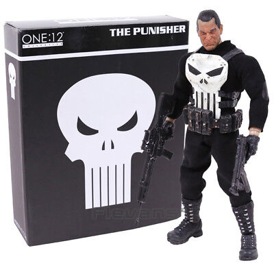 """6"""" Marvel Mezco The Punisher Frank Castle PVC Action Figure Collectible pre-sell"""