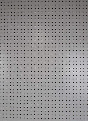 WallPeg Pegboard Panels White Peg Board 53 Inches × 29 Inches LOCAL PICK UP ONLY