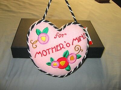 MARY ENGELBREIT for MOTHER 'O MINE PILLOW ~ NEW WITH TAG