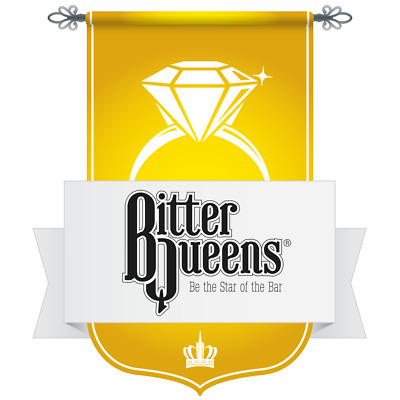Bitter Queens Orange Bitters 148ml