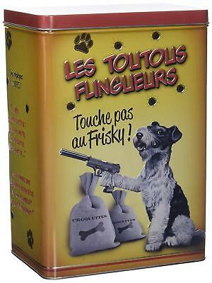 Natives i toutous flingueurs Scatola a crocchette per cane