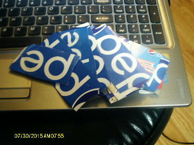 26  codes for the Pepsi Stuff promotion /All from 12pks
