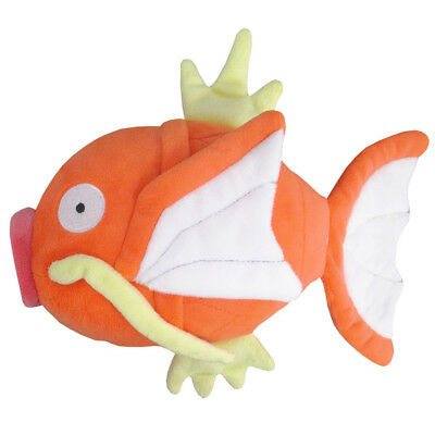 "Sanei Pokemon Sun Moon All Star Collection PP98 Magikarp 4"" Stuffed Plush Doll"