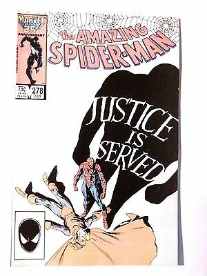 Amazing Spider-Man #278 Vf (Huge Auction Going On Now) Free Shipping!