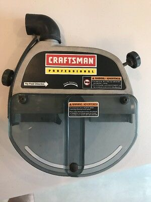 "Craftsman Professional 10"" 976393-001 Radial Arm Saw Blade Guard Assembly"