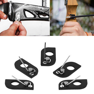 Arrow Rest Archery Hunting Left Right Hand Magnetic Recurved Bow Shot Supreme