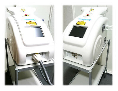 ND YAG Laser Tattoo Entfernung Tattooentfernung Haarentfernung Multifunktionsger