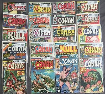 conan comics bundle (20 comics)