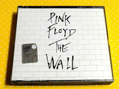 Pink Floyd  -  The Wall  -  2 Cd 1994  Come Nuovi