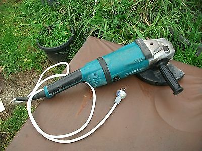 Angle Grinder Makita 230mm Model GA9040S good working order new brushes