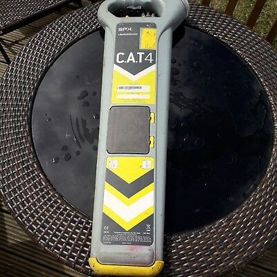 C.A.T 4 Radiodetection SPX Cable Avoidance Tool CAT Scanner