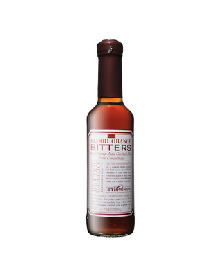 Stirrings Blood Orange Bitters 355ml (Large Bottle)