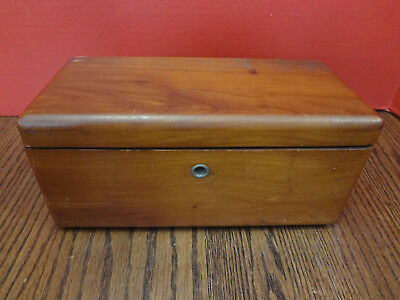 Lane Cedar Chest Salesman Sample Altavista, Va. Weyand Furniture Co. ~FAST S/H~