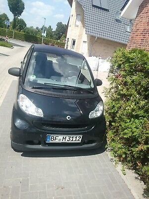Smart Fortwo coupe CDI 2009