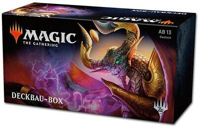 Magic 2019 Hauptset Deckbau Box (DE)