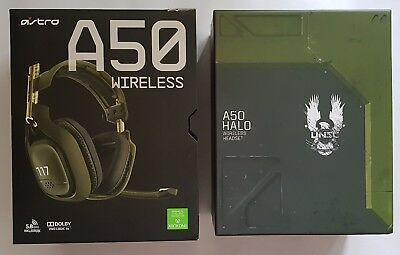 Astro A50 Halo edition Gaming Headset for PC, XBOX