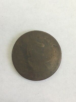 1787 New Jersey Large Cent