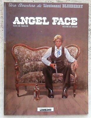 Blueberry Angel Face EO 1975 TBE+ Giraud Charlier