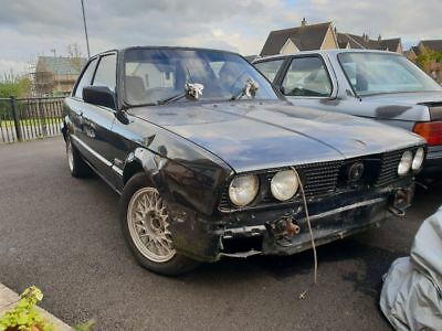 choice of 2 bmw e30 2 door projects