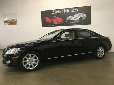 2007 Mercedes-Benz S-Class 5.5L V8 S550 NIGHT VISION only 27kmi One Owner Cle 2007 Mercedes-Benz S-Class 27,895 Miles