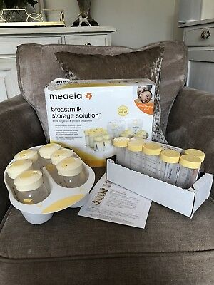 MEDELA Breast Milk Storage System