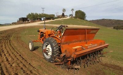 Allis Chalmers All Crop Drill - Used But In Good Condition
