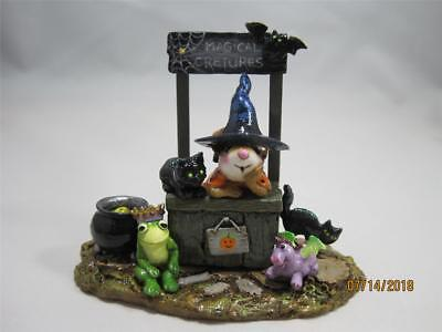 Wee Forest Folk Magical Creatures M-323b Halloween 2015  - New WFF