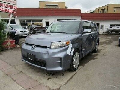 Scion xB Base 4dr Wagon 4A 2012 Base 4dr Wagon 4A Used 2.4L I4 16V Automatic FWD Wagon Premium