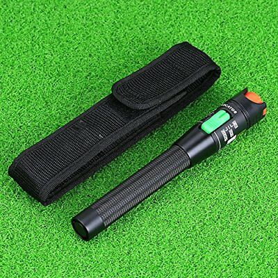 Visual Fault Locator 30mw Fiber Optic Cable Tester Meter 18-25km For Catv Teleco