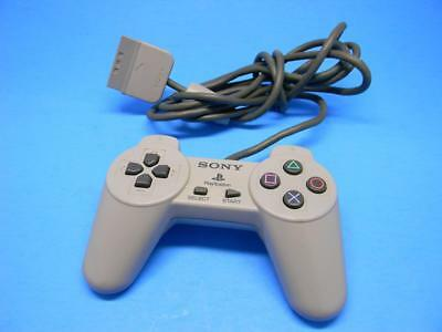 Sony Playstation 1 PS1 Official Gray Console Video Game Controller SCPH-1080