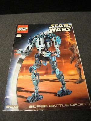 Instruction Manual For Lego 7670 Star Wars Hailfire Droid