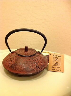 Kafuh Cast Iron Tea Kettle