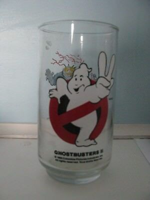 Ghostbuster 2  Movie  Drinking Glass  Nunzio