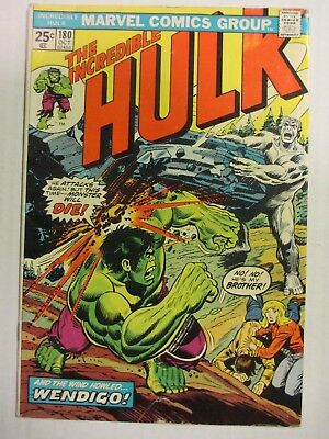 Hulk 180 first cameo appearance of Wolverine no value stamp