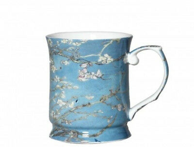 Van Gogh Almond Blossom 415cc Mug Fine Bone China Coffee Tea Cup Mug Gift
