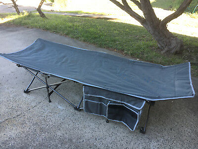 Kids Folding Camp Bed