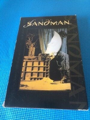 Neil Gaiman -The Sandman Volumes 4, 5, 6 Art Dave McKean graphic novel
