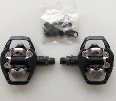 Shimano Klickpedale PD-M530 Schwarz SPD Pedale Clickpedale Clickless PD M 530