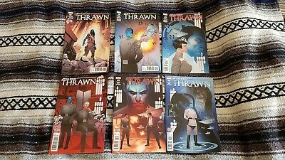 Star Wars Thrawn #1-6 Marvel comics