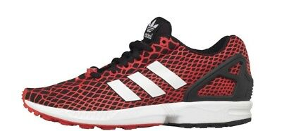 75ff396d7c544 ADIDAS ORIGINALS ZX Flux Techfit shadow black / Grey ,white (S75488 ...